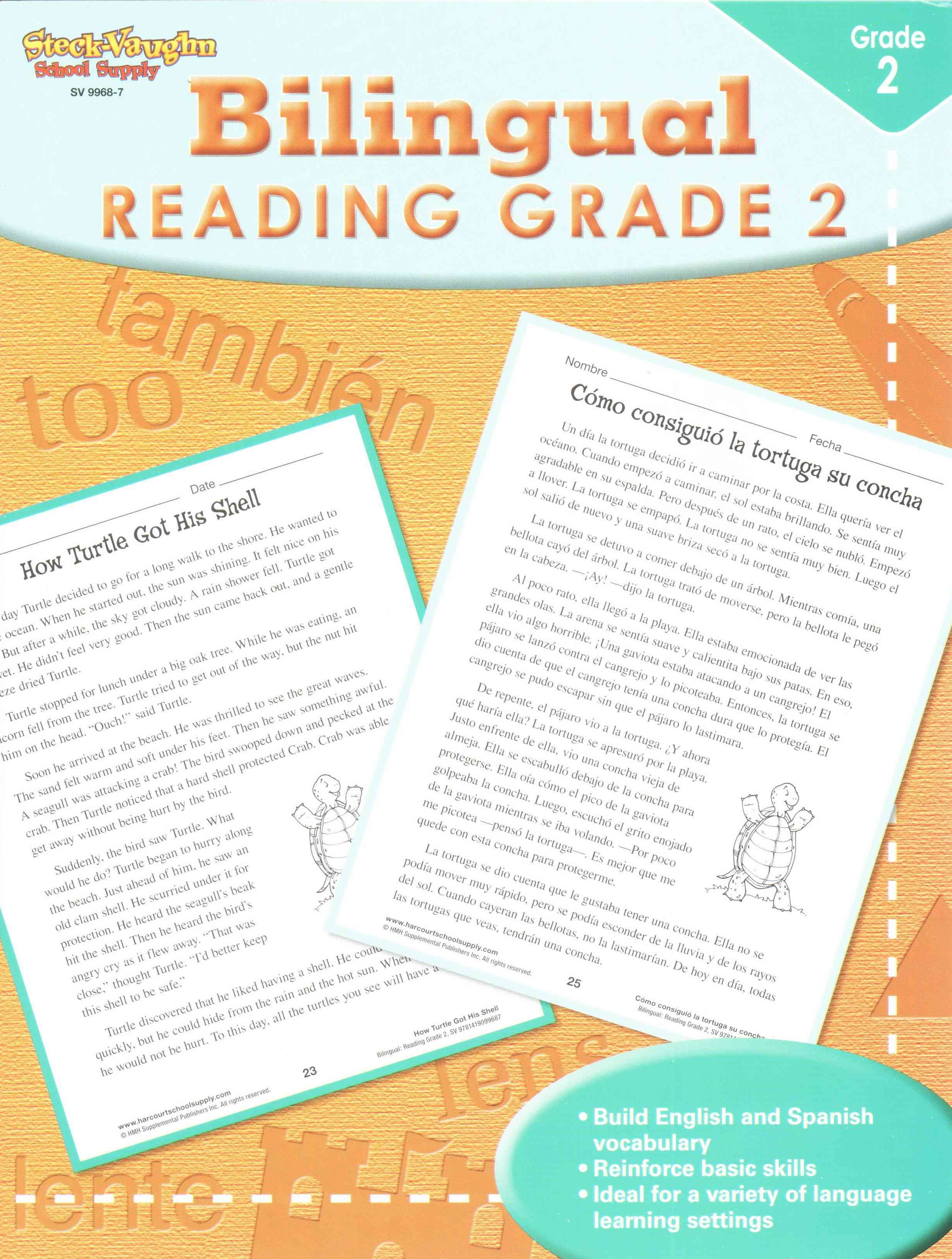 Bilingual Reading Grade 2