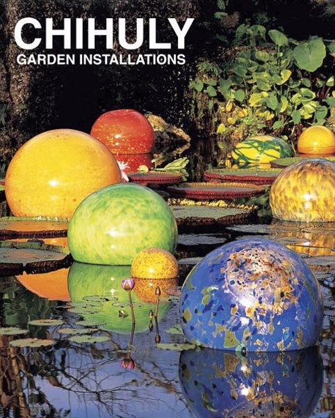 Chihuly Garden Illustrations