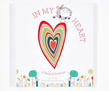 In My Heart by Jo Witek, Christine Roussey (9781419713101) - HardCover - Children's Fiction Early Readers (0-4)