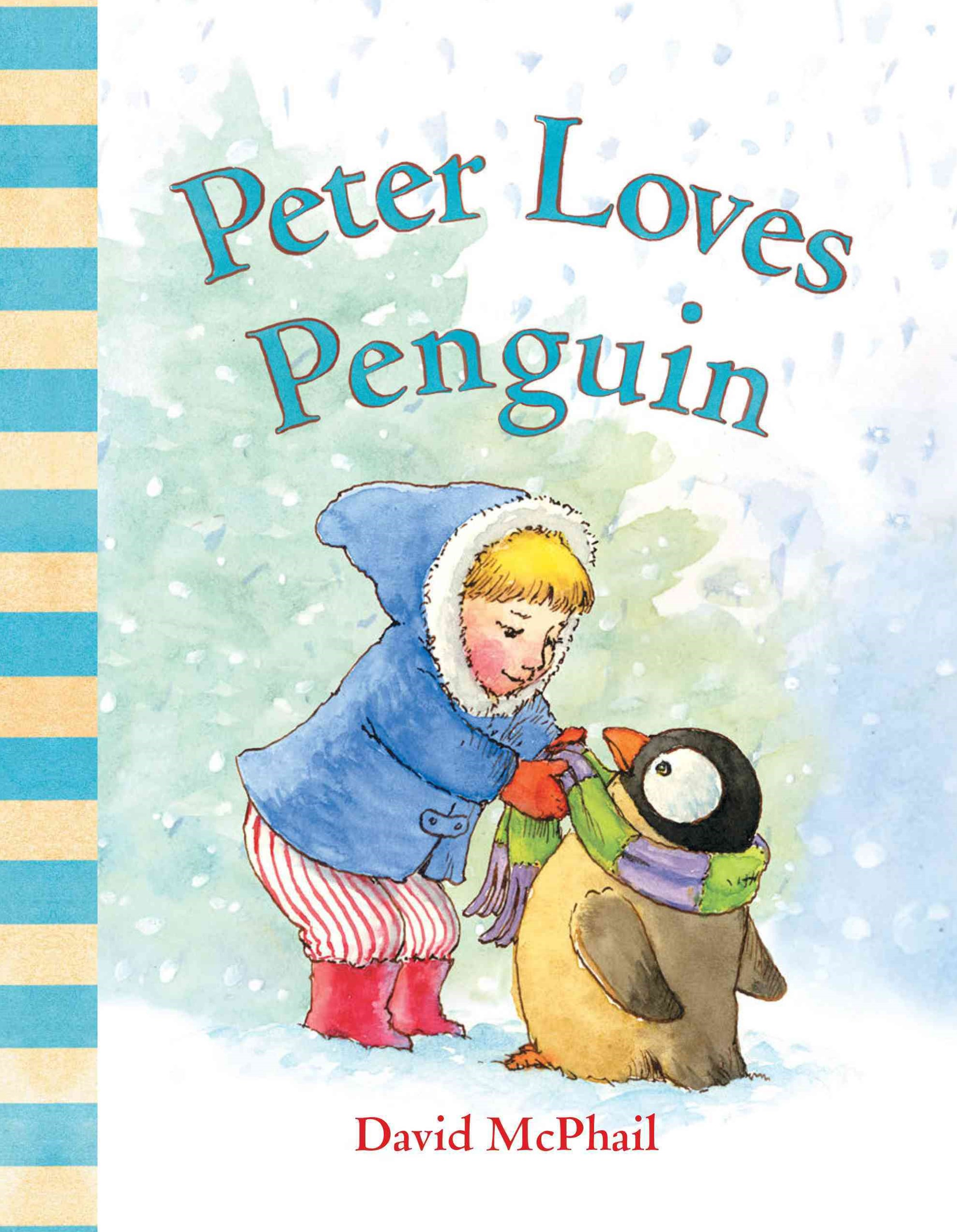 Peter Loves Penguin