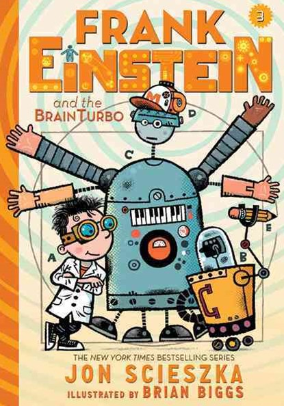 Frank Einstein and the BrainTurbo (UK edition)