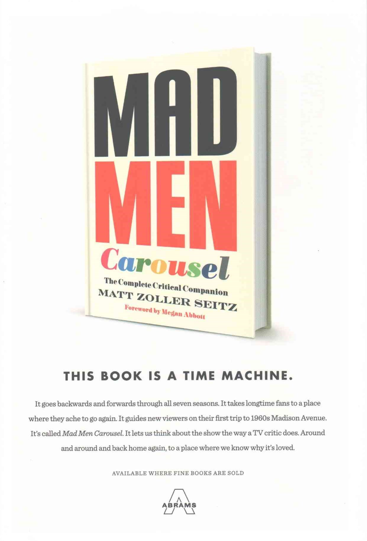Mad Men Carousel: A Complete Critical Companion