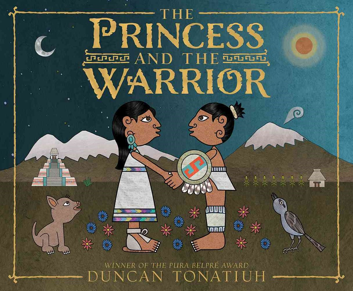 Princess and the Warrior: A Tale of Two Volcanoes