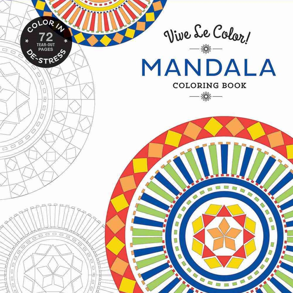 Mandala (Coloring Book)