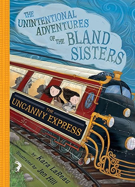 Uncanny Express (The Unintentional Adventures of the Bland Sister