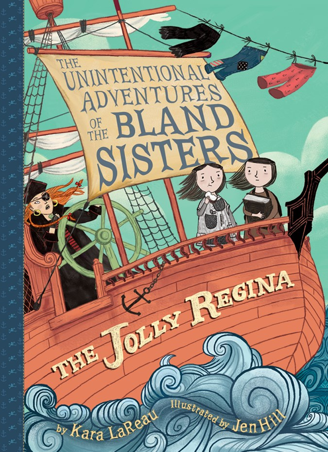 Jolly Regina (The Unintentional Adventures of the Bland Sisters B