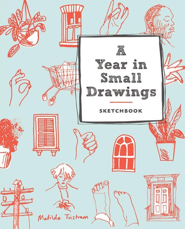 A Year in Small Drawings Sketchbook