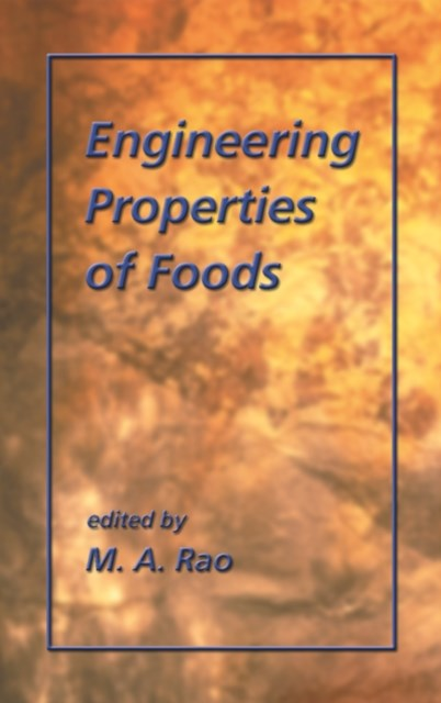 (ebook) Engineering Properties of Foods