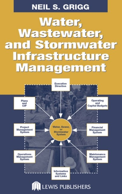 (ebook) Water, Wastewater, and Stormwater Infrastructure Management