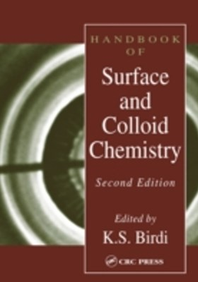 Handbook of Surface and Colloid Chemistry, Second Edition