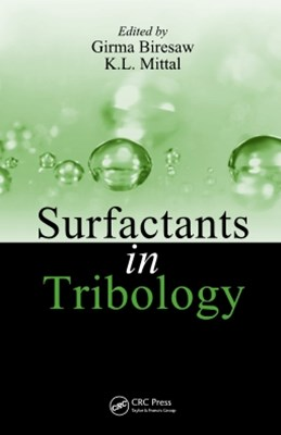 Surfactants in Tribology, Volume 1
