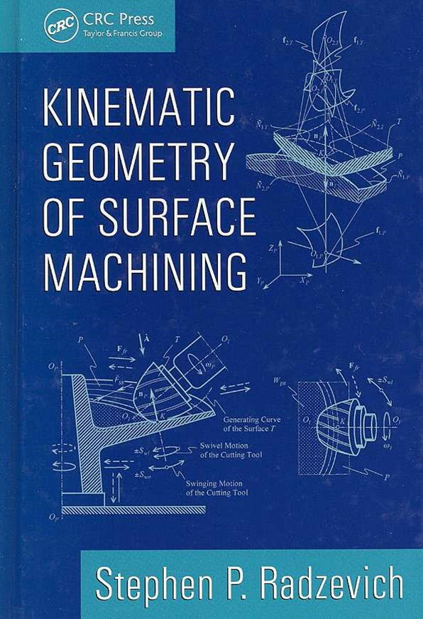 Kinematic Geometry of Surface Machining
