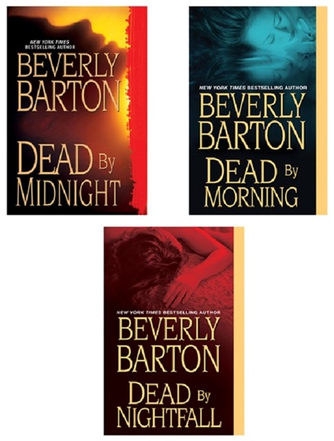 (ebook) Beverly Barton Bundle: Dead By Midnight, Dead By Morning, & Dead by Nightfall