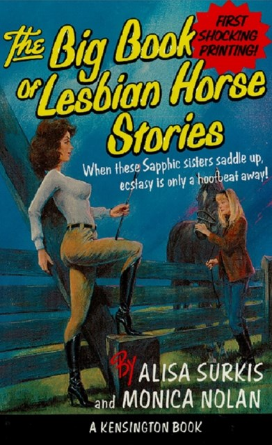 Big Book Of Lesbian Horse Stories