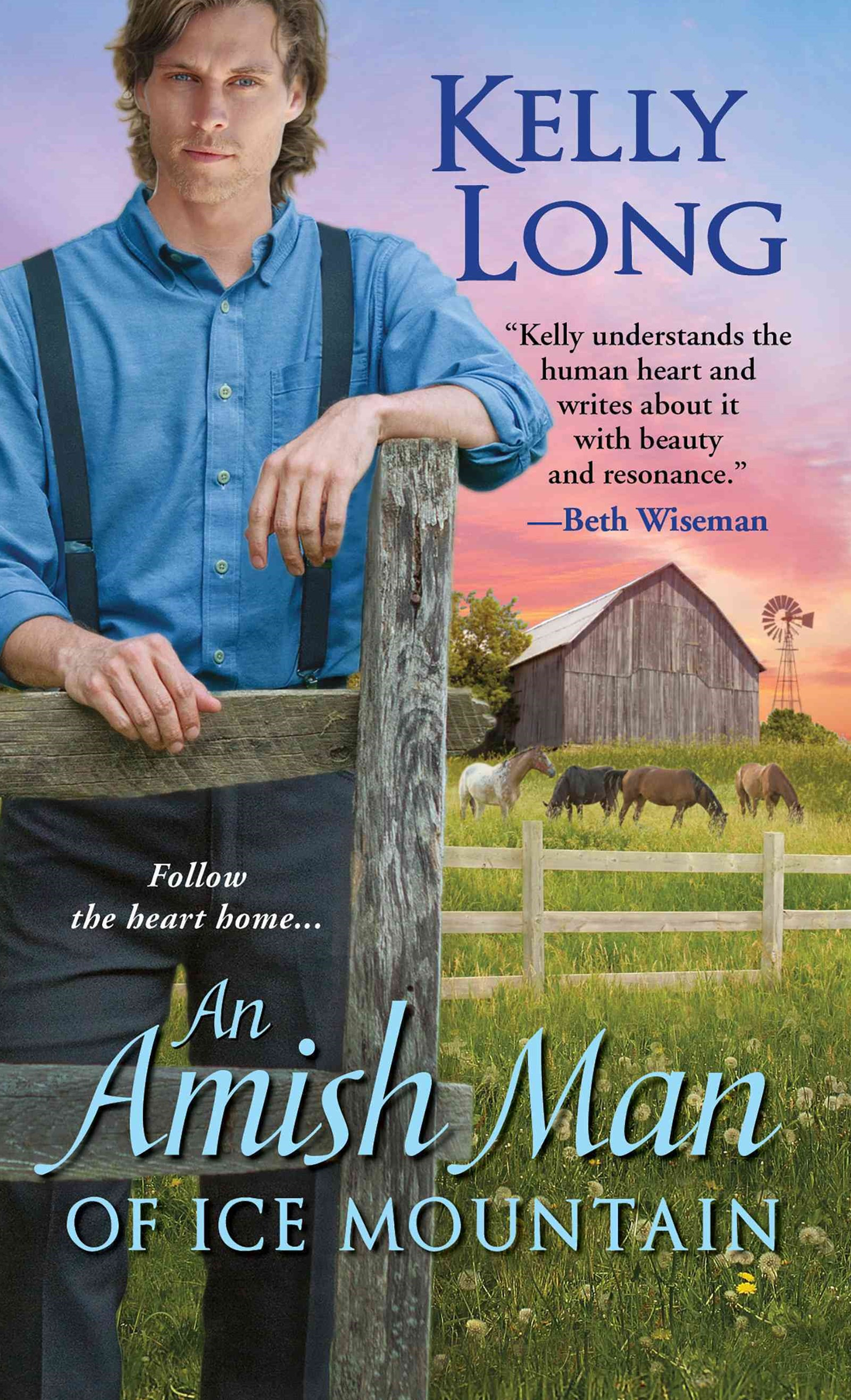 Amish Man Of Ice Mountain, An