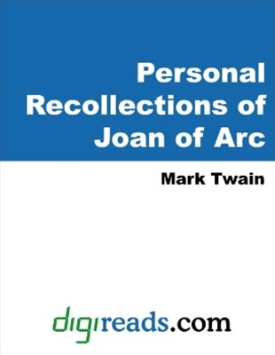 (ebook) Personal Recollections of Joan of Arc
