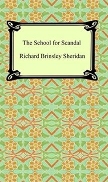 (ebook) School for Scandal