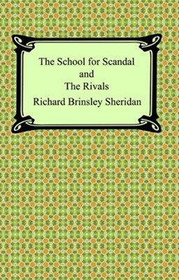 (ebook) School for Scandal and The Rivals