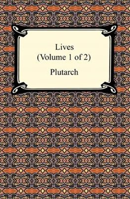 (ebook) Plutarch's Lives (Volume 1 of 2)