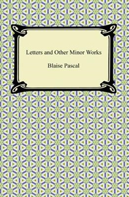 (ebook) Letters and Other Minor Works
