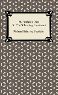 (ebook) St. Patrick's Day; Or, The Scheming Lieutenant