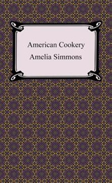 (ebook) American Cookery