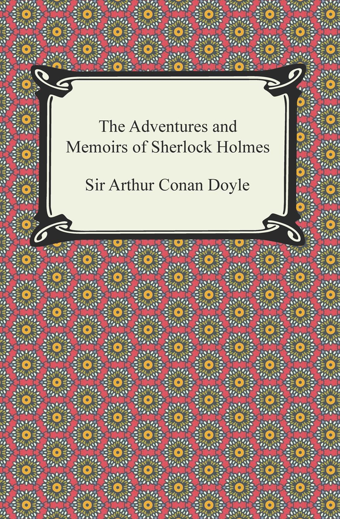 (ebook) Adventures and Memoirs of Sherlock Holmes