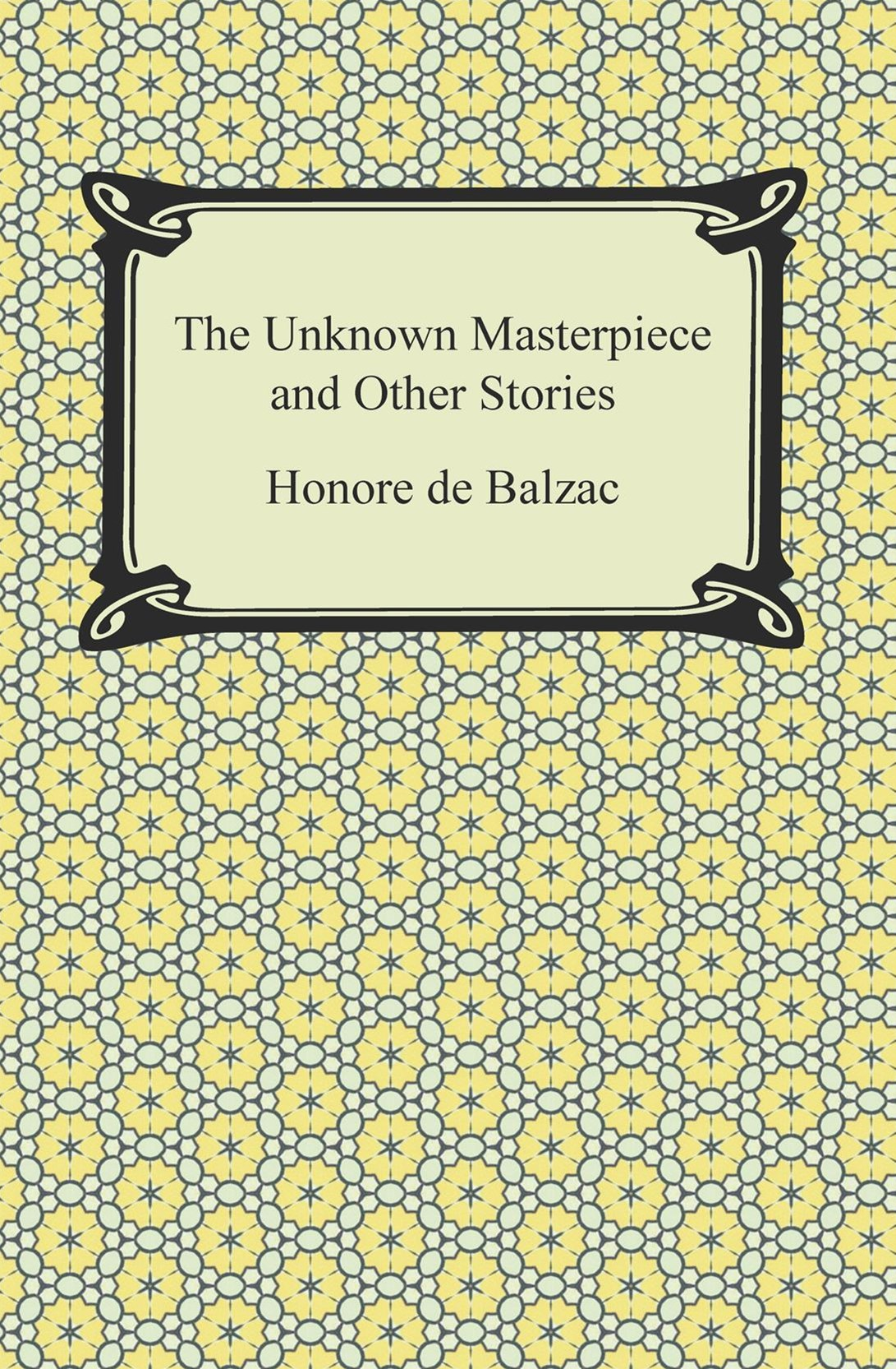 (ebook) Unknown Masterpiece and Other Stories