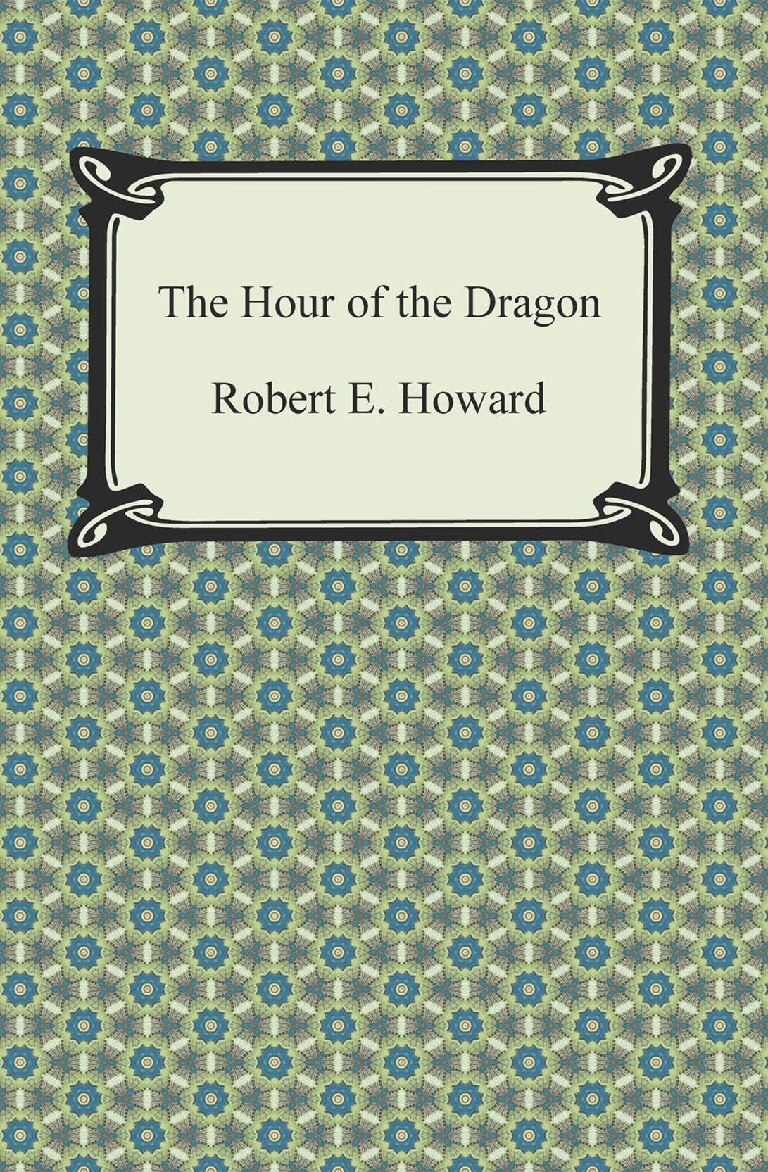 (ebook) Hour of the Dragon