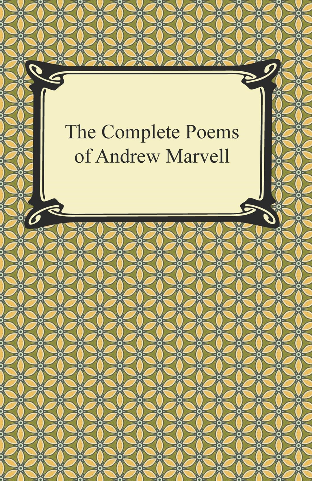 Complete Poems of Andrew Marvell