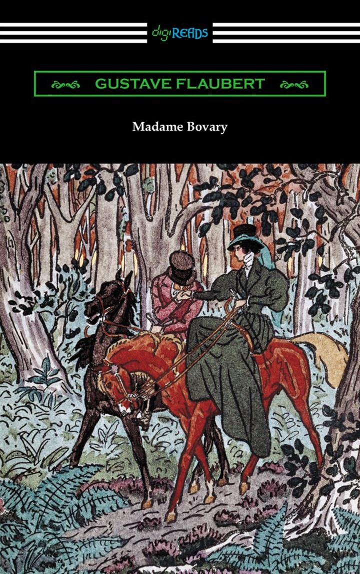 (ebook) Madame Bovary (Translated by Eleanor Marx-Aveling with an Introduction by Ferdinand Brunetiere)