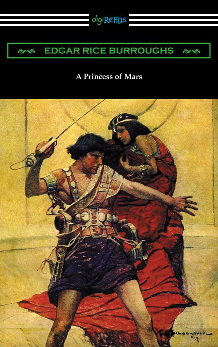 (ebook) Princess of Mars