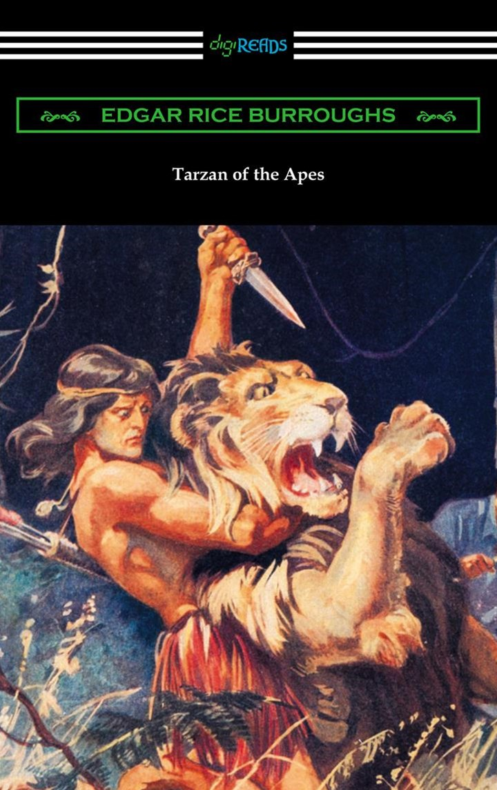 (ebook) Tarzan of the Apes