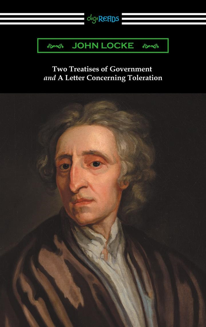 (ebook) Two Treatises of Government and A Letter Concerning Toleration (with an Introduction by Henry Morley)
