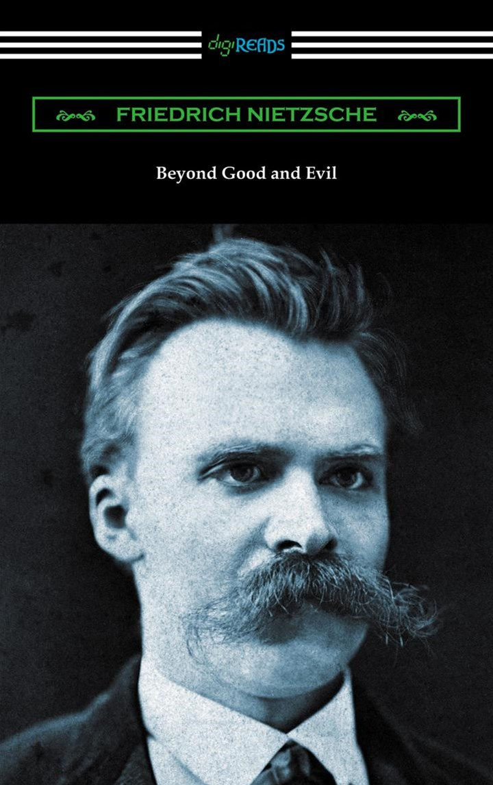 (ebook) Beyond Good and Evil (Translated by Helen Zimmern with Introductions by Willard Huntington Wright and Thomas Common)