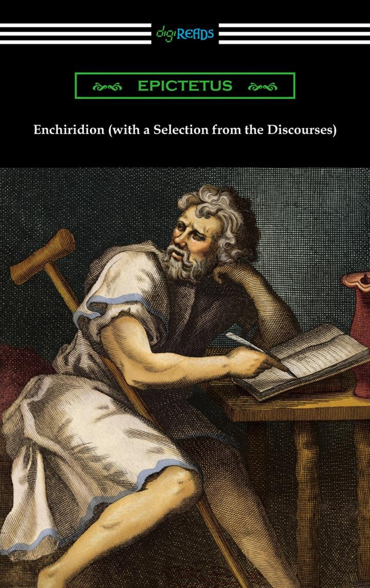 (ebook) Enchiridion (with a Selection from the Discourses) [Translated by George Long with an Introduction by T. W. Rolleston]