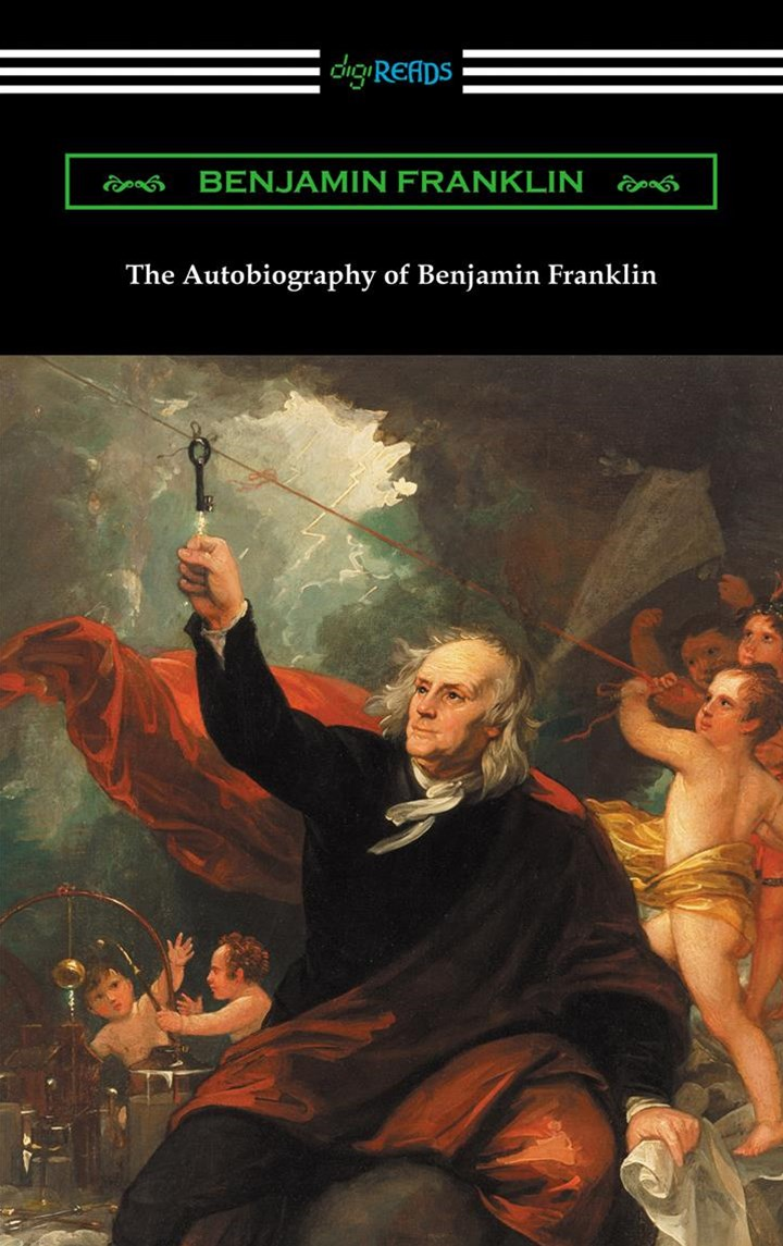 (ebook) Autobiography of Benjamin Franklin (with an Introduction by Henry Ketcham)