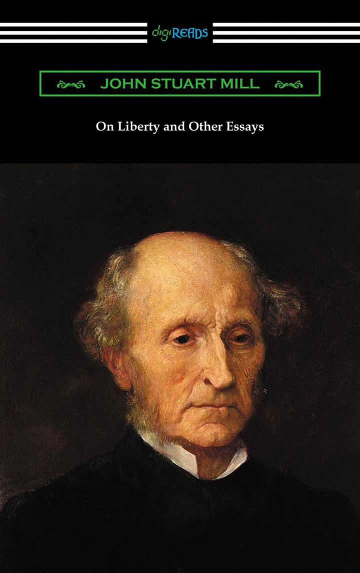 (ebook) On Liberty and Other Essays (with an Introduction by A. D. Lindsay)