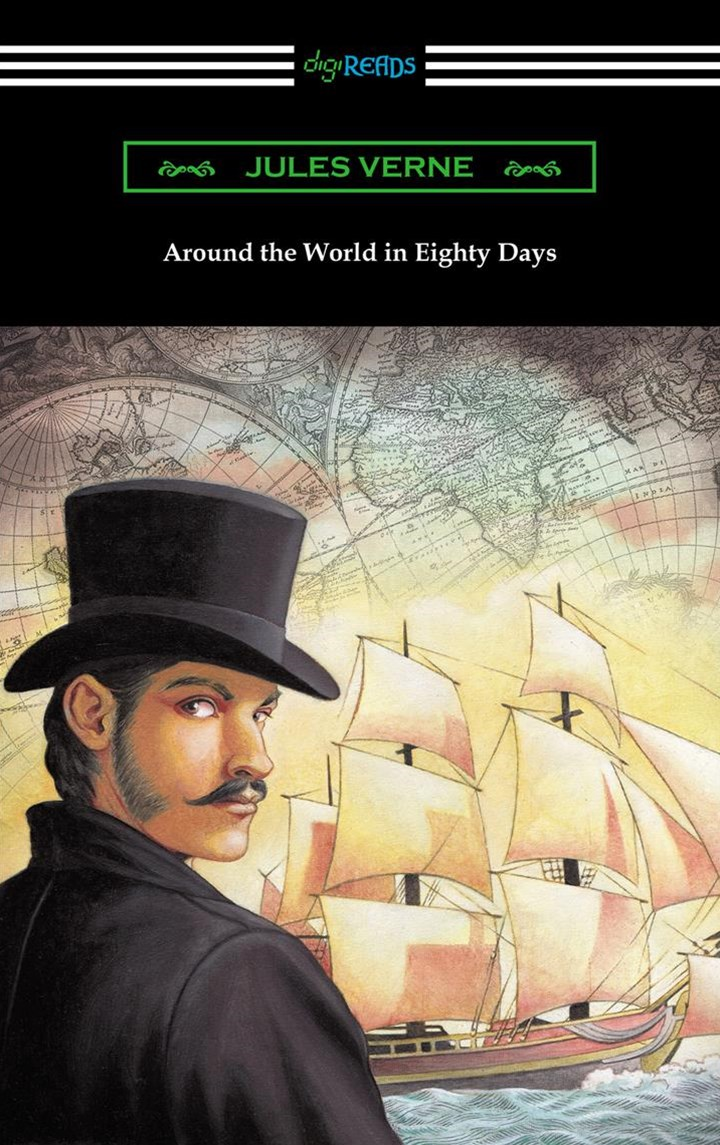 (ebook) Around the World in Eighty Days (Translated by George Makepeace Towle)