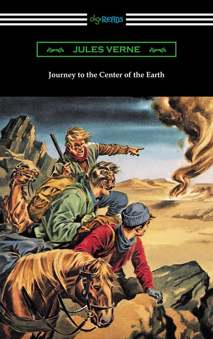 (ebook) Journey to the Center of the Earth (Translated by Frederic Amadeus Malleson)