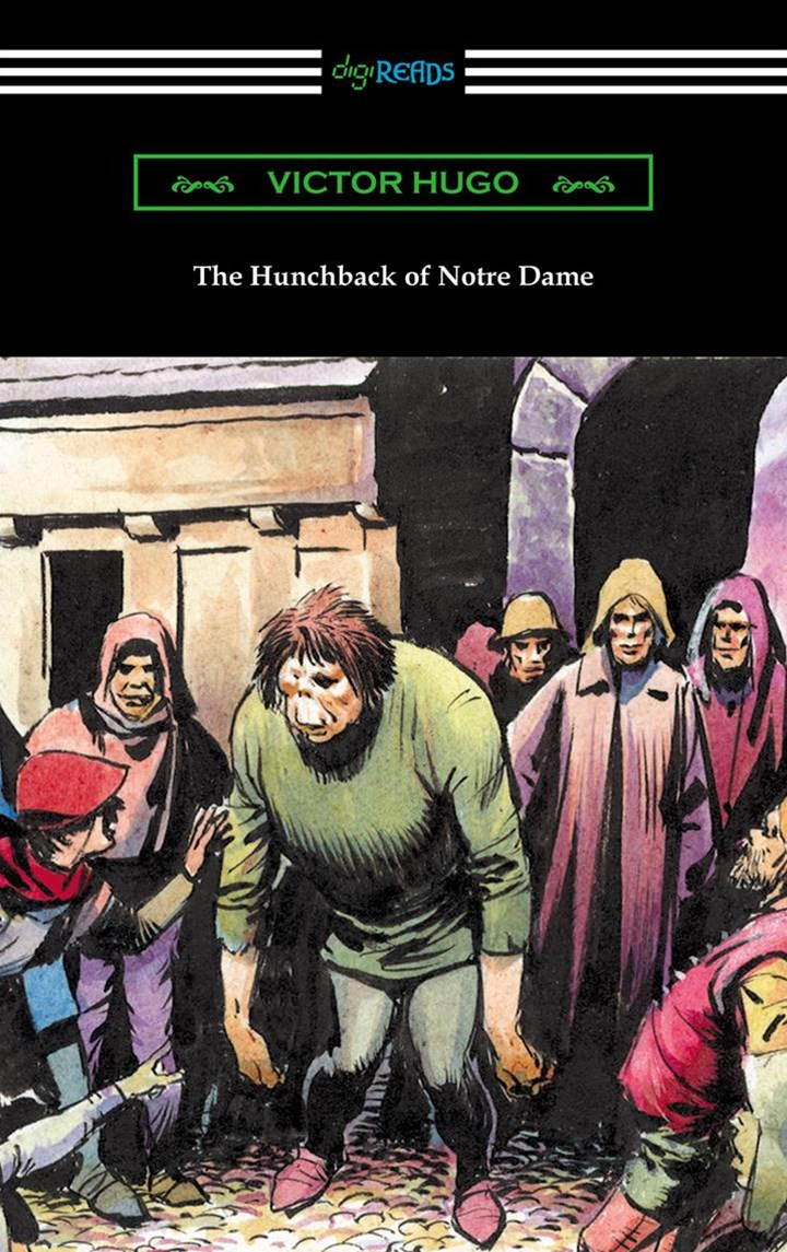 Hunchback of Notre Dame (Translated by Isabel F. Hapgood)