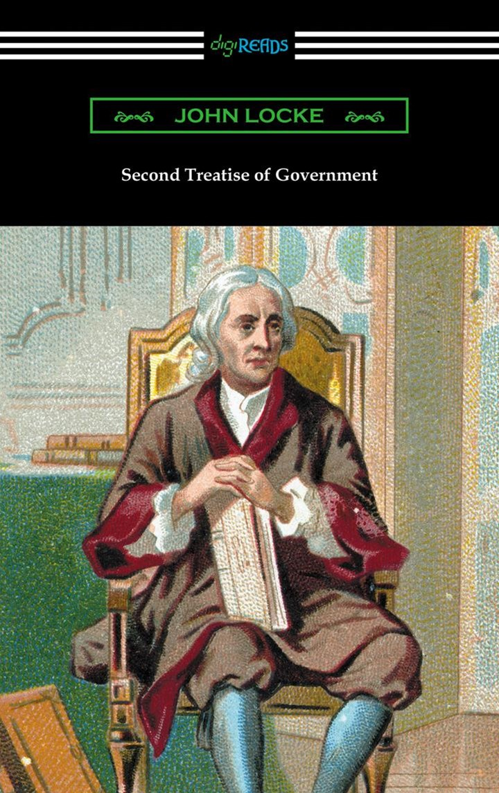 (ebook) Second Treatise of Government