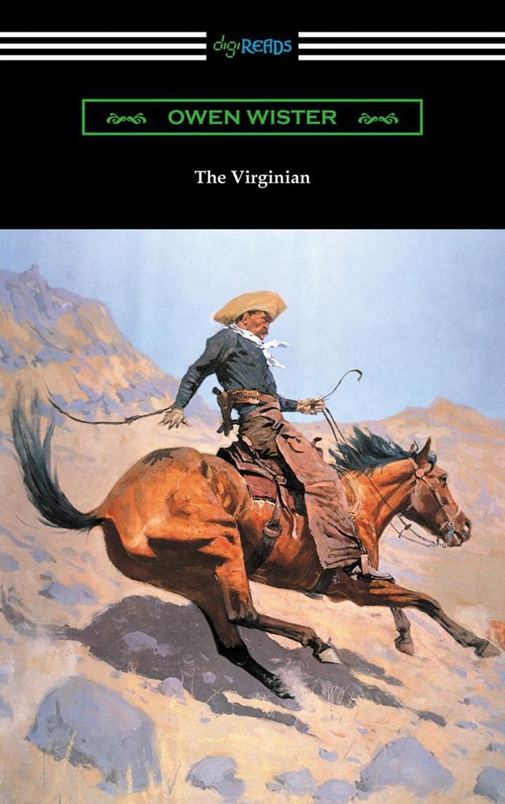 Virginian (with an Introduction by Struthers Burt)