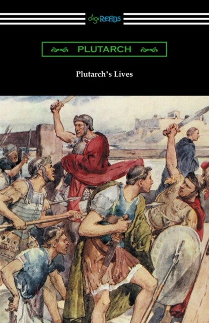 (ebook) Plutarch's Lives (Volumes I and II)