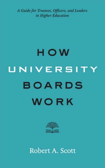 How University Boards Work