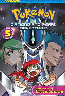 Pokemon Diamond and Pearl Adventure!, Vol. 5 by Shigekatsu Ihara (9781421529233) - PaperBack - Children's Fiction Older Readers (8-10)