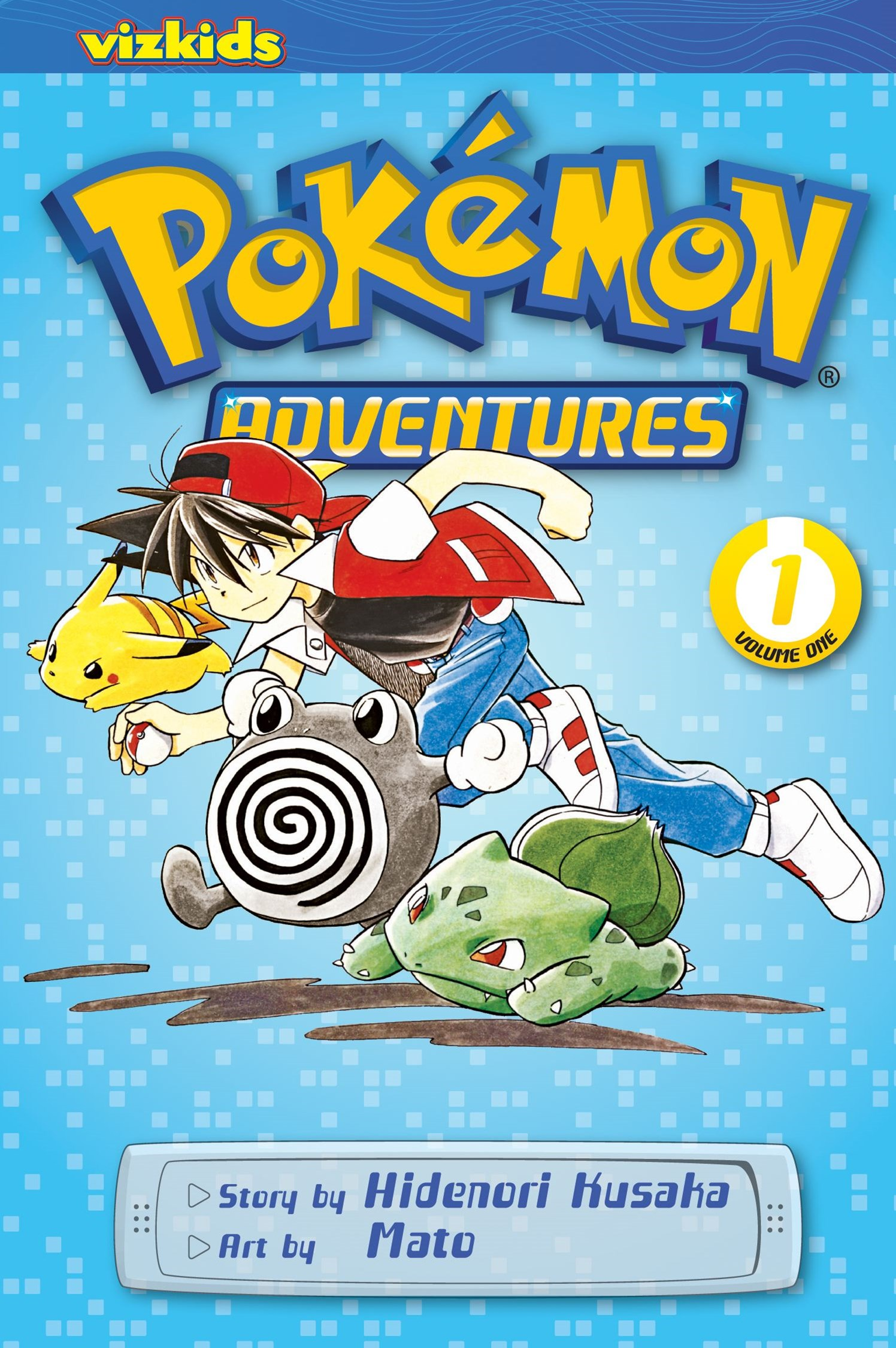 Pokemon Adventures, Vol. 1 (2nd Edition)
