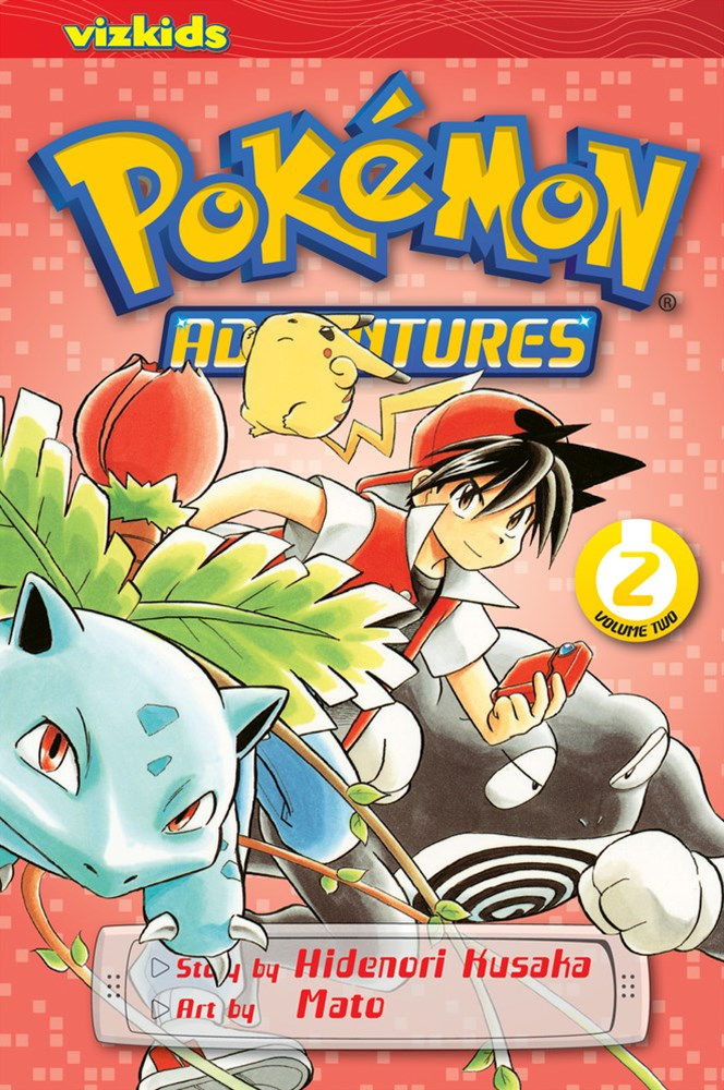 Pokemon Adventures, Vol. 2 (2nd Edition)