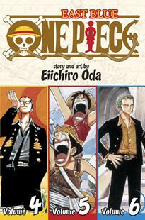 One Piece: East Blue 4-5-6, Vol. 2 (Omnibus Edition) by Eiichiro Oda (9781421536262) - PaperBack - Children's Fiction