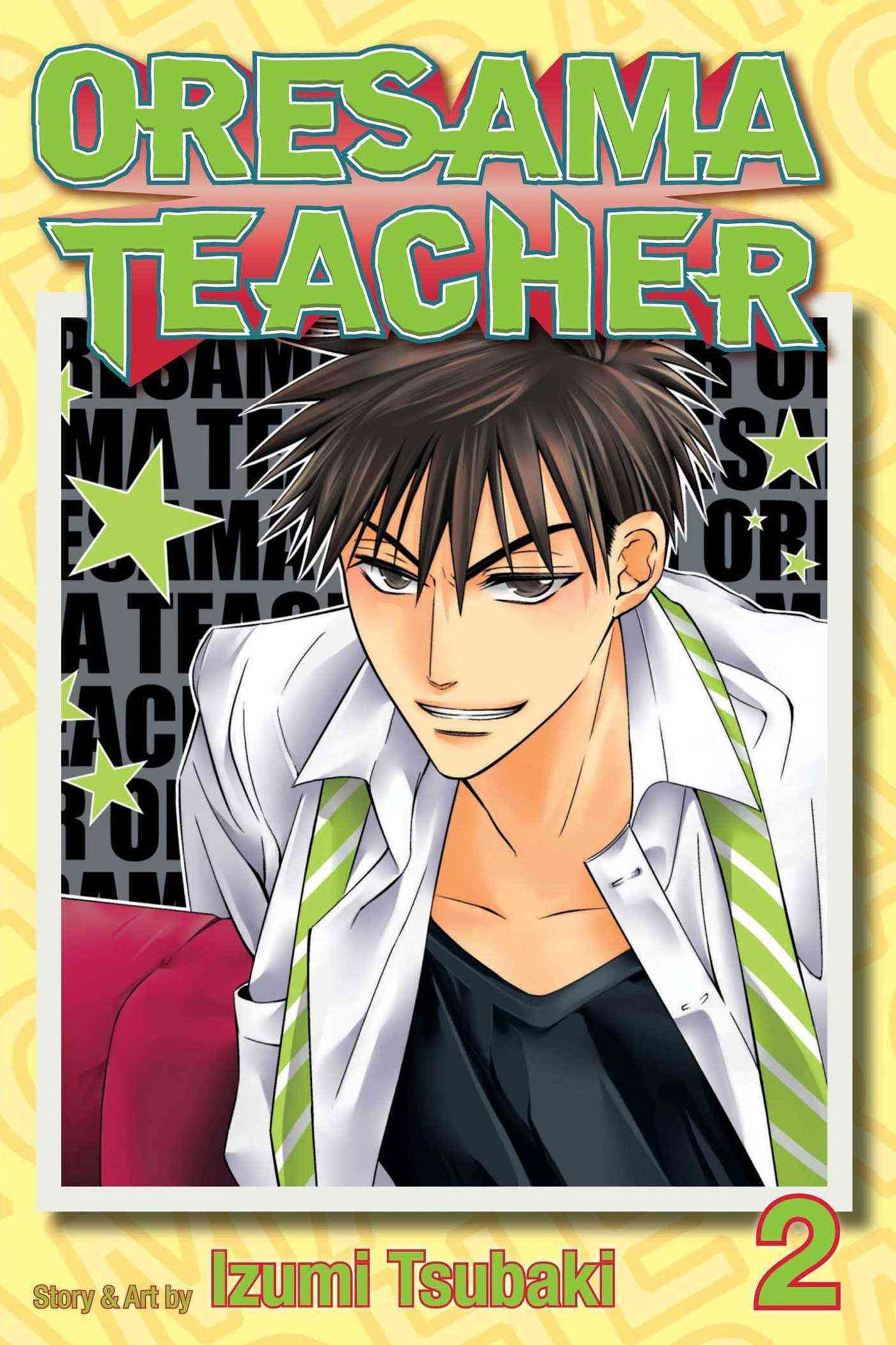 Oresama Teacher , Vol. 2